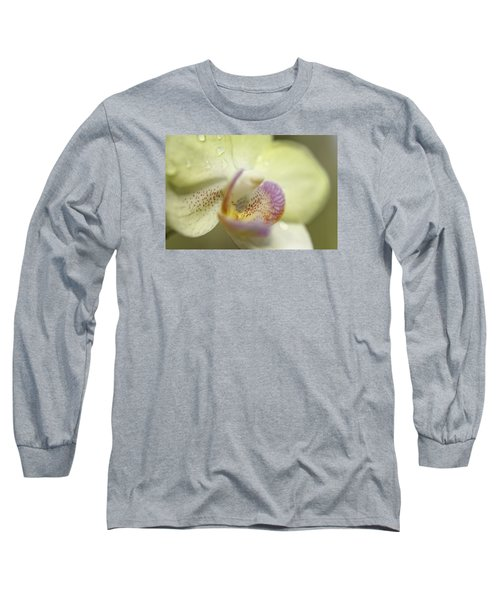 Lemon Lovlilness Long Sleeve T-Shirt by Mary Angelini