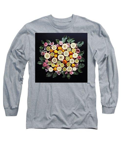 Lemonade Vibes Long Sleeve T-Shirt