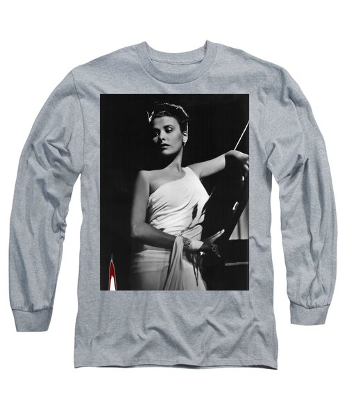 Lena Horne  Circa 1943-2015 Long Sleeve T-Shirt