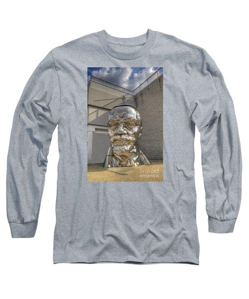 Lenin On La Brea Long Sleeve T-Shirt