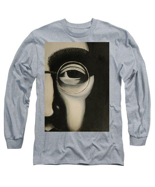 Lennon's Left Eye Long Sleeve T-Shirt