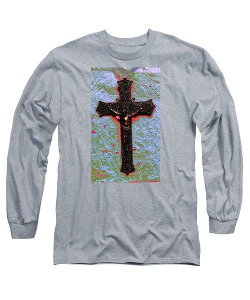Lent Long Sleeve T-Shirt by M Diane Bonaparte