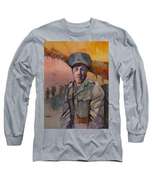 Leonard Keysor Vc Long Sleeve T-Shirt