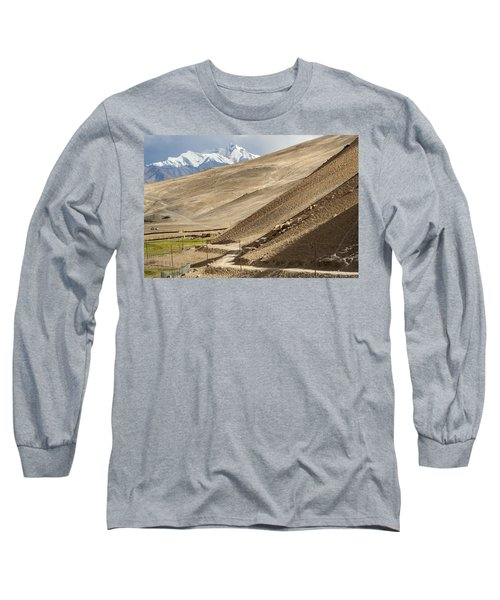 Less Traveled Long Sleeve T-Shirt