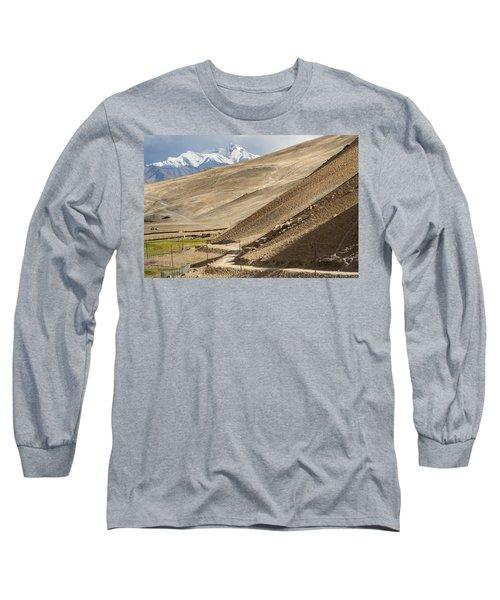 Less Traveled, Karzok, 2006 Long Sleeve T-Shirt