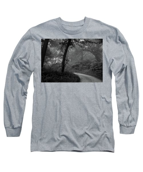 Let Me Draw You In Long Sleeve T-Shirt