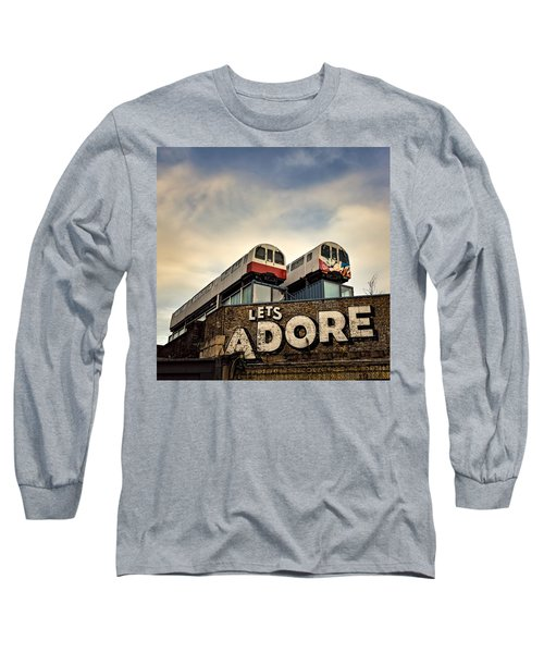 Lets Adore Shoreditch Long Sleeve T-Shirt