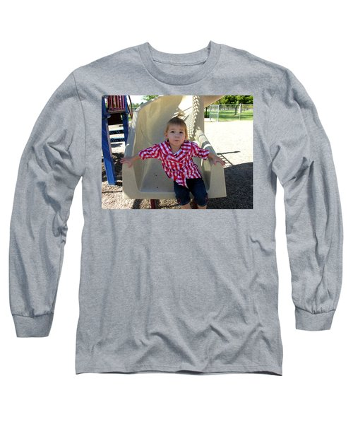 Let's Do That Again Long Sleeve T-Shirt