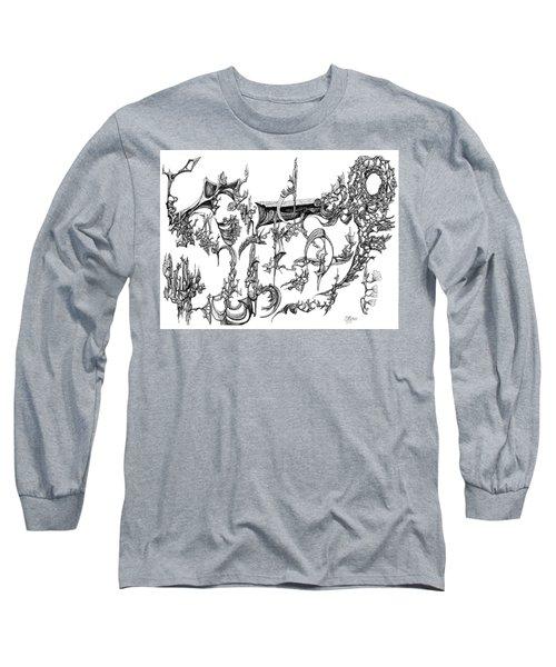Levitation Long Sleeve T-Shirt