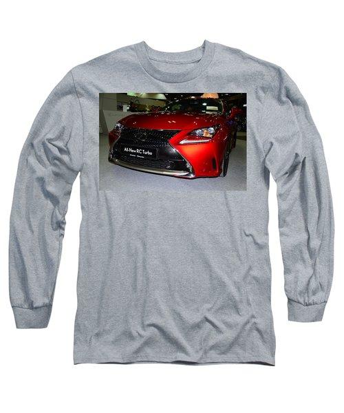 Lexus Rc Turbo Long Sleeve T-Shirt