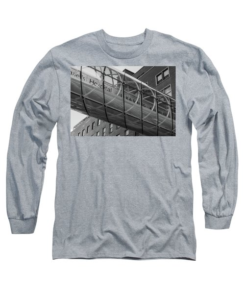 Li Ka Shing Long Sleeve T-Shirt
