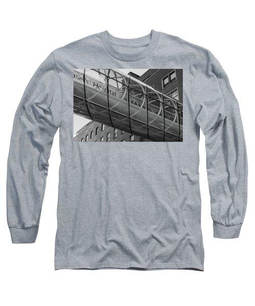 Li Ka Shing Long Sleeve T-Shirt