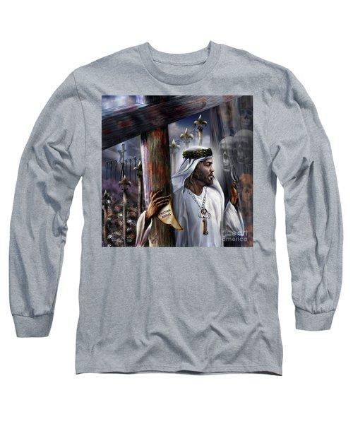 Liberation Beyond Comprehension2 Long Sleeve T-Shirt