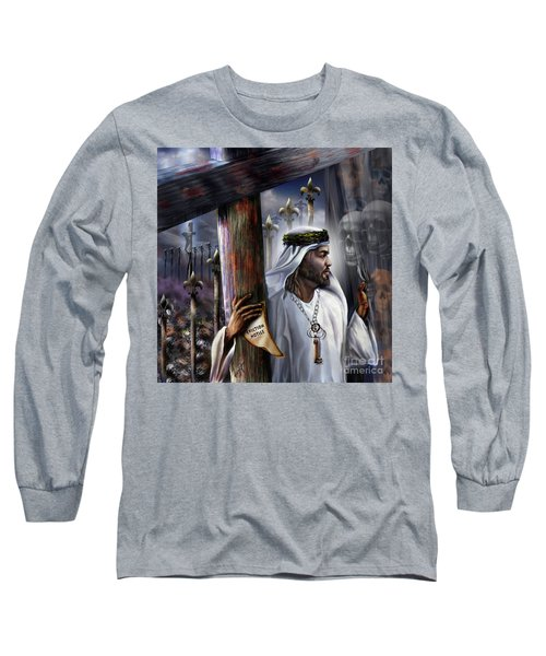 Liberation Beyond Comprehension2 Long Sleeve T-Shirt