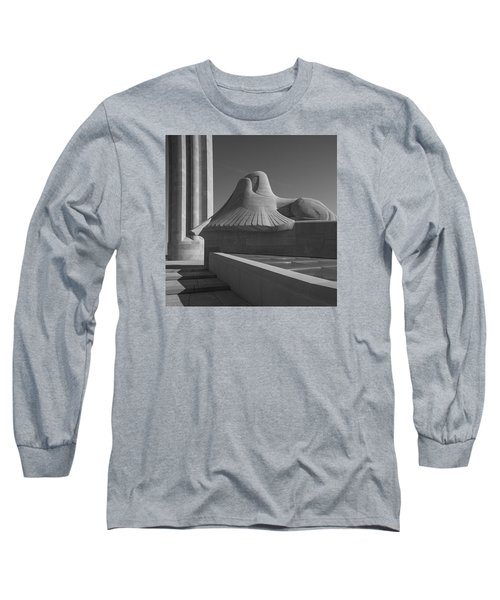 Liberty Memorial Kansas City Missouri Long Sleeve T-Shirt