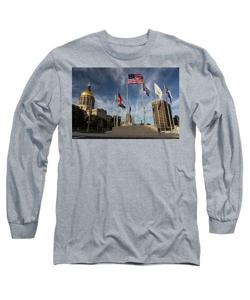 Liberty Plaza Long Sleeve T-Shirt