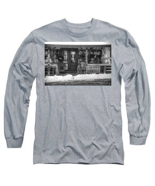 Liberty Tool Co Long Sleeve T-Shirt