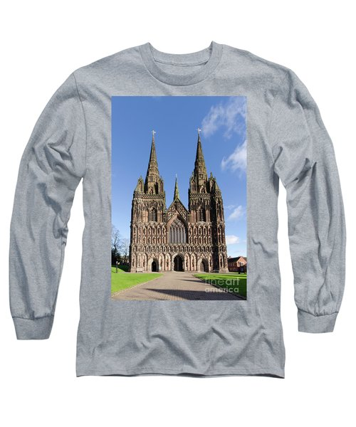 Lichfield Cathedral Long Sleeve T-Shirt