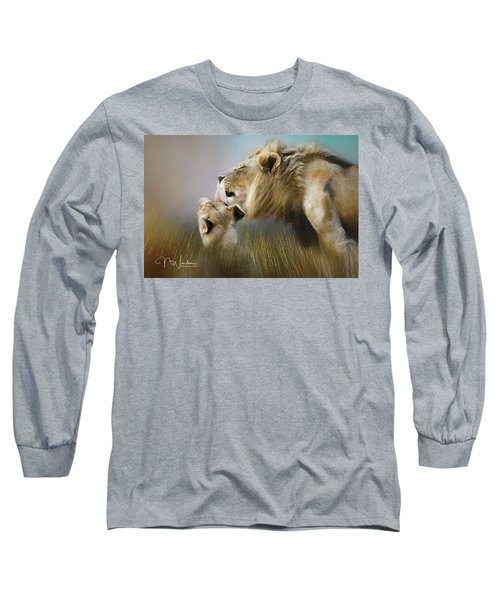 Lick Of Love Long Sleeve T-Shirt