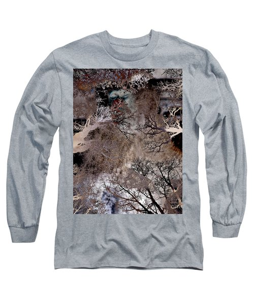 Life In A Bush Of Ghosts Long Sleeve T-Shirt