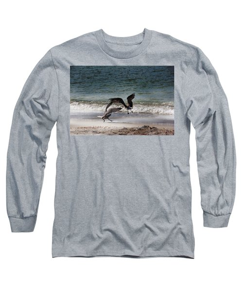 Life In Flight Long Sleeve T-Shirt