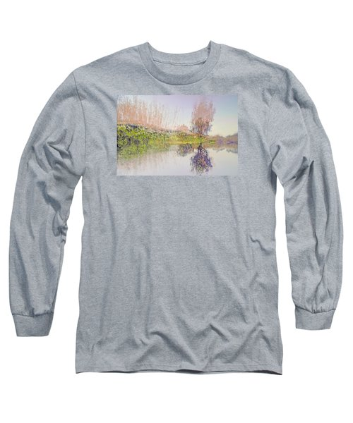 Life In The Water Villages Long Sleeve T-Shirt