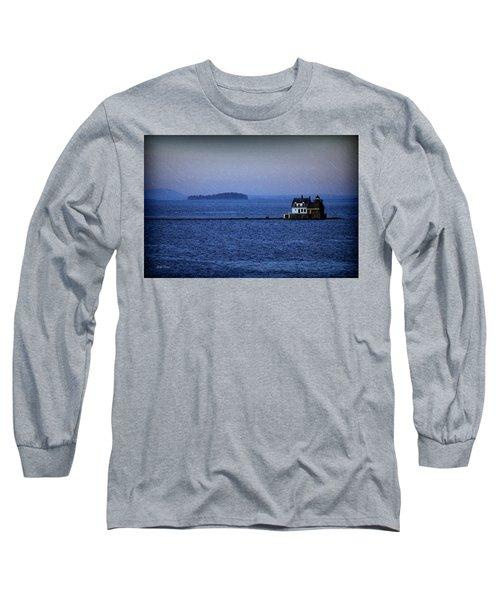 Life Of Solitude Long Sleeve T-Shirt