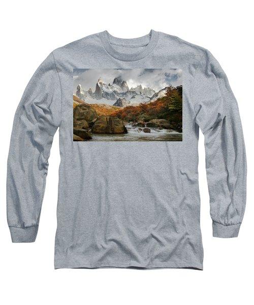 Lifespring 3 Long Sleeve T-Shirt