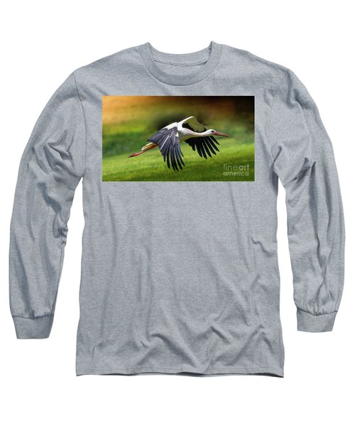 Lift Up Long Sleeve T-Shirt