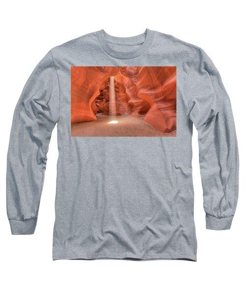 Beam Of Light Long Sleeve T-Shirt