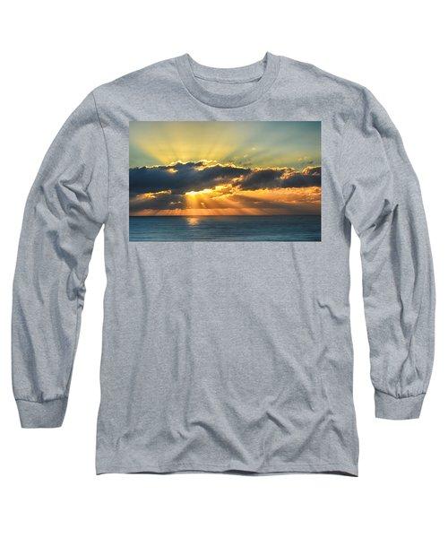 Light Explosion Long Sleeve T-Shirt