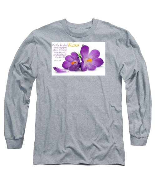 Light My Lips Long Sleeve T-Shirt