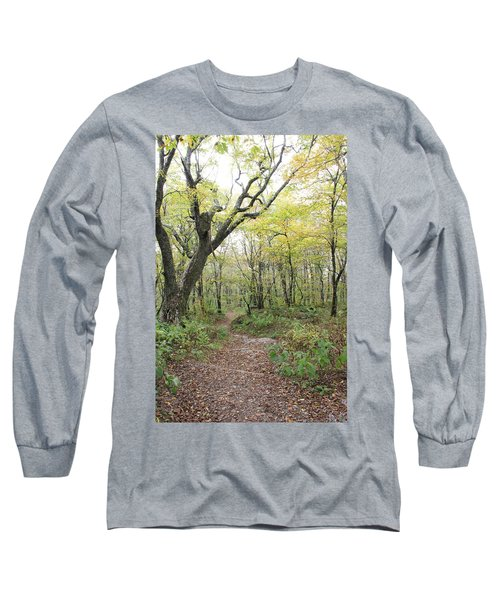 Light On Path Long Sleeve T-Shirt