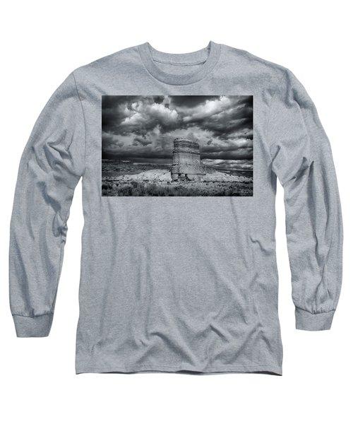 Light On The Rock Long Sleeve T-Shirt by John A Rodriguez