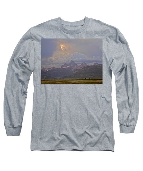 Light Storm Long Sleeve T-Shirt by Eric Tressler
