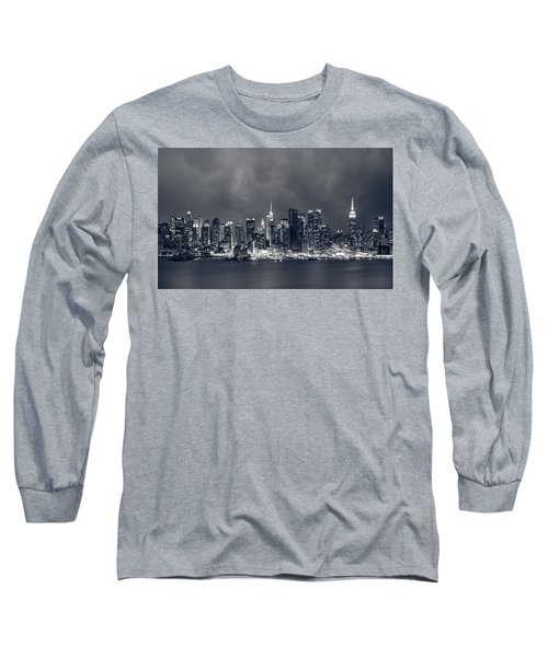 Light Will Drive Out Darkness Long Sleeve T-Shirt