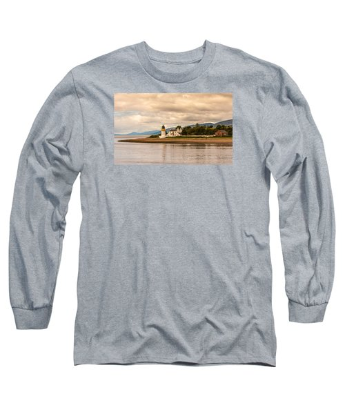Lighthouse In The Highlands Long Sleeve T-Shirt