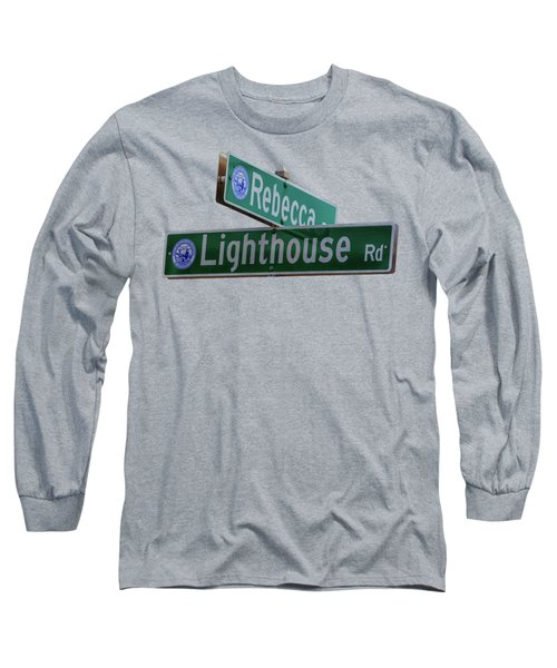 Lighthouse Road Long Sleeve T-Shirt
