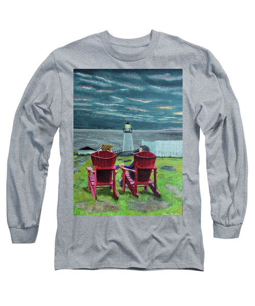 Lighthouse Lovers Long Sleeve T-Shirt
