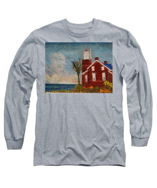 Big Bay Lighthouse  Long Sleeve T-Shirt