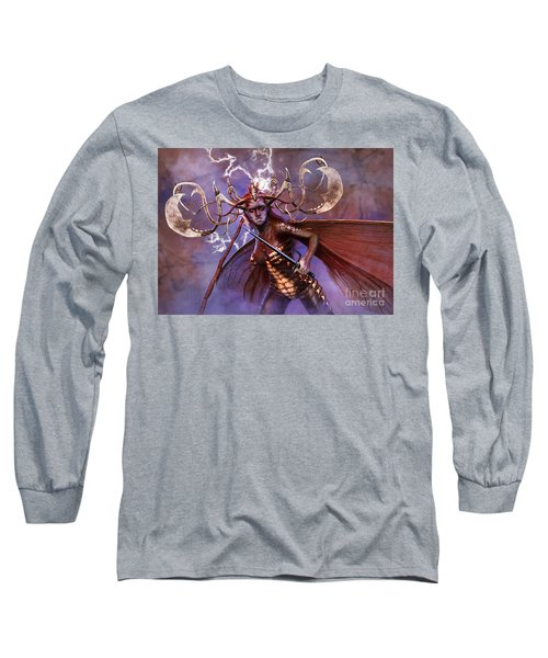 Lightning Strikes Long Sleeve T-Shirt