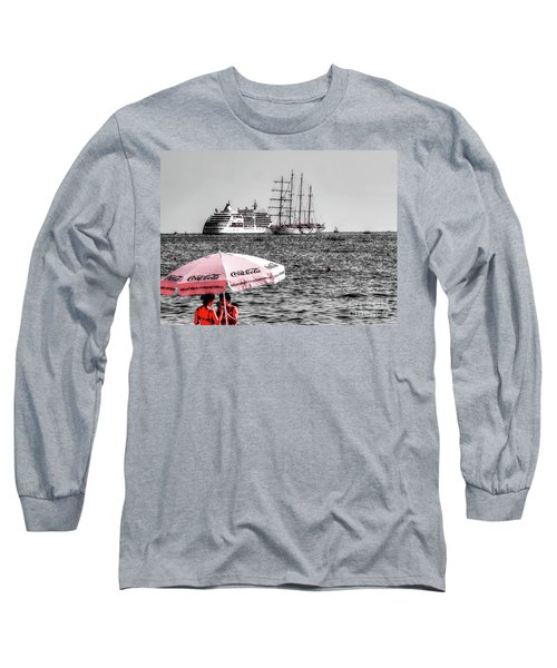 Like A Advert This One Long Sleeve T-Shirt