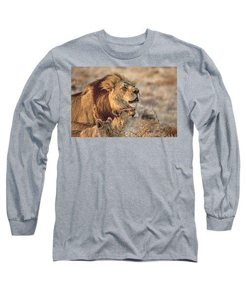Like Father Like Son Long Sleeve T-Shirt