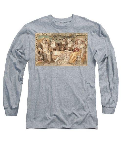Like To Like Long Sleeve T-Shirt