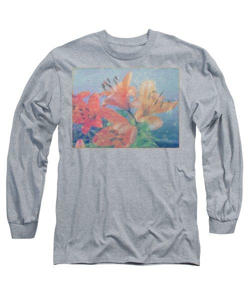 Lilies #1 Long Sleeve T-Shirt