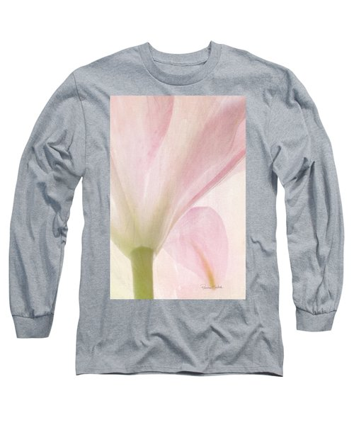 Lilly On Canvas Long Sleeve T-Shirt