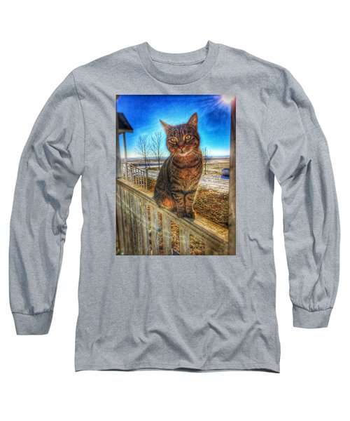 Lily Of The Farm Long Sleeve T-Shirt