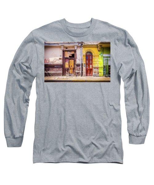 Lima City Doors Long Sleeve T-Shirt