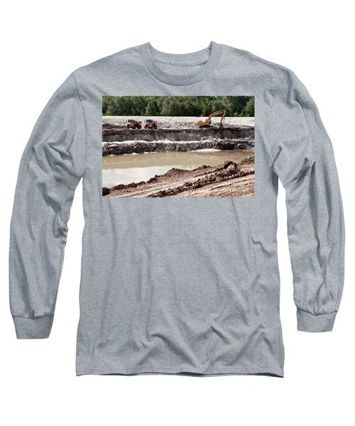 Limestone Pit Long Sleeve T-Shirt