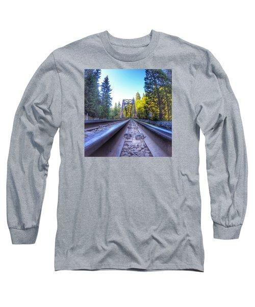 Limitless Long Sleeve T-Shirt by Alpha Wanderlust